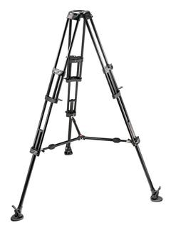 545B Pro Alu Video Tripod 100/75mm Bowl 2 Stage Tandem Leg