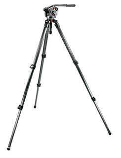 501HDV Pro Head+535 CF Tripod