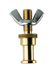 5/8'' Stud with 1-3/8'' Threaded Tip and Wing Nut