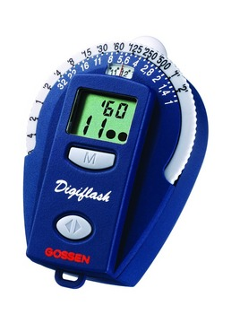 Digiflash: Compact Digital/Analog Flash/Ambient Meter