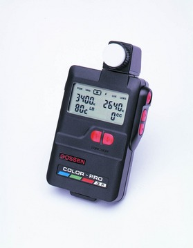Color-Pro 3F: Triple Range Color Ambient And Flash Meter