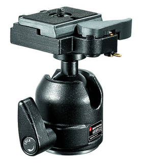 Compact Ball Head with RC2 Rapid Connect System