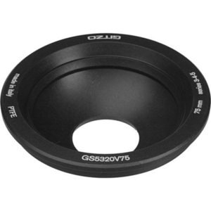 75mm Video Bowl Adapter for Series 3-5 Systematic Tripods