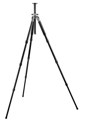 Series 3 Aluminum Tripod 4 Section Long with G-Lock
