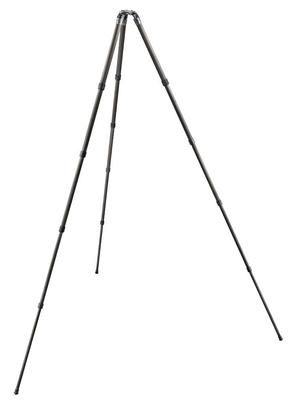 SYSTEMATIC Series 4 carbon tripod, giant 5-section, overhead