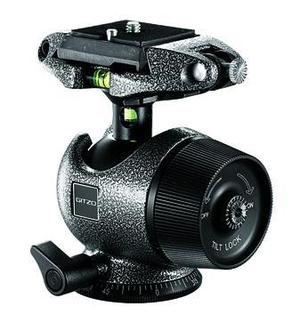 Series 2 Quick Release Center Ball Head with Bubble Sphere