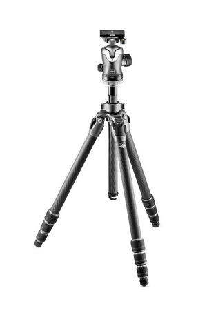 Mountaineer Kit, Ser.2 4 sec tripod GT2542 + head GH3382QD