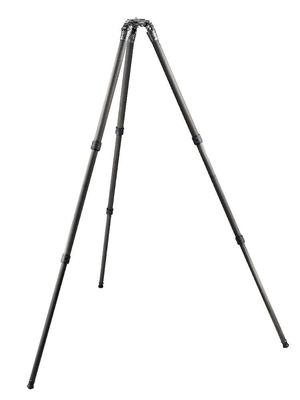 SYSTEMATIC Series 3 carbon tripod, long 3-section eye level