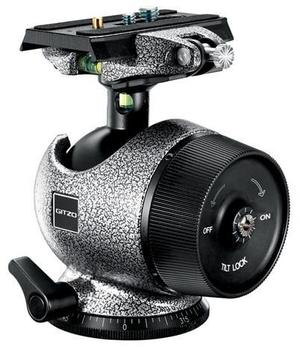 Series 3 Quick Release Center Ball Head with Bubble Sphere