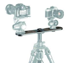 Double Camera Platform - 17''