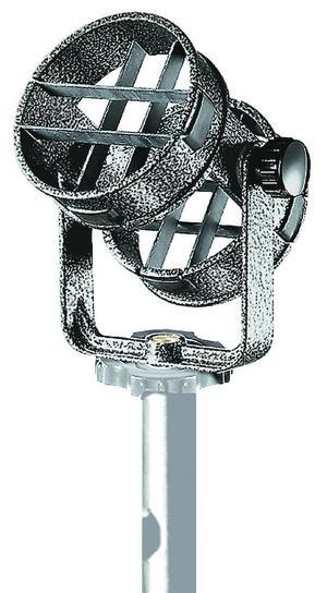 Gitzo microphone holder