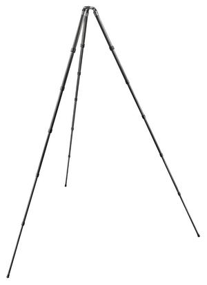 SYSTEMATIC Series 5 carbon tripod, giant 6-section, overhead