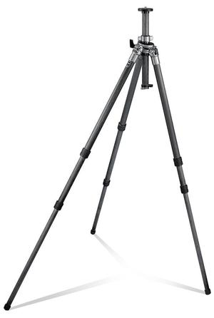 Series 2 Carbon 6X Leveling Tripod - 3 Section with G-Lock