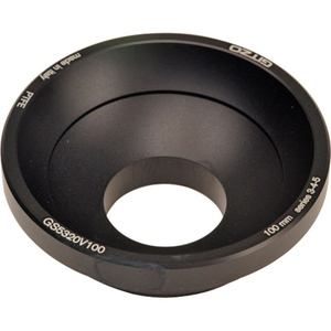 100mm Video Bowl Adapter for Series 3-5 Systematic Tripods