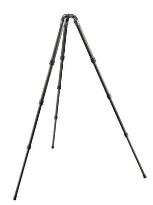 SYSTEMATIC Series 3 carbon tripod, long 4-section, eye level