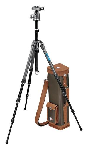 Vintage Series 1 Tripod and QR Ball Head, with Bag