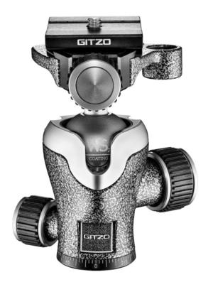 Gitzo center ball head Traveler, quick release, series 1