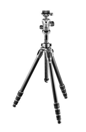 Mountaineer Kit, Ser.1 4 sec tripod GT1542 + head GH1382QD
