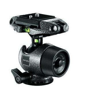 Series 1 Quick Release Center Ball Head with Bubble Sphere
