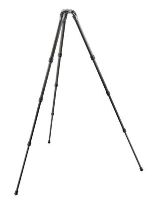 SYSTEMATIC Series 2 carbon tripod, long 4-section, eye level