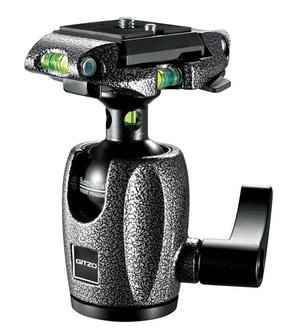 Traveler Series 2 Magnesium Center Ball Head, QuickRelease C
