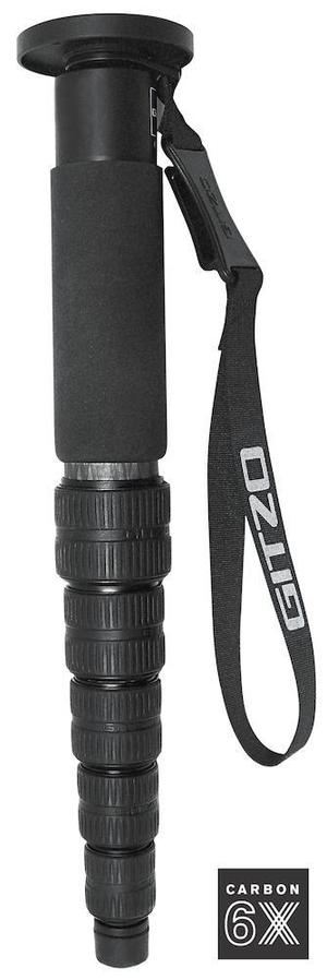 Series 5 Traveler Carbon 6X Monopod - 6 Section with G-Lock