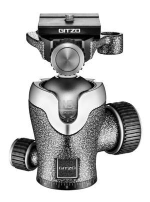 Gitzo center ball head, quick release, series 1