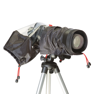 E-702 PL; HOUSSE PLUIE PRO POUR REFLEX + OBJECTIF (70-200MM)