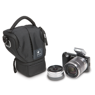 MarvelX-40 DL for mirrorless camera w/18-55 lens+14-42 lens