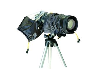 Copertura antipioggia per teleobiettivi 350-650 mm