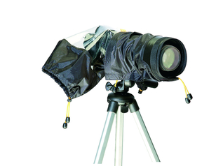 E-704 PL;Regenschutzhülle  für Tele-Objektiv