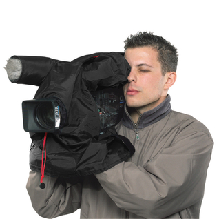 RC-10 PL for medium sized shoulder mount camcorders