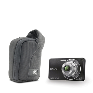 ZP-1 DL; Compact Zip Pouch for a point & shoot camera