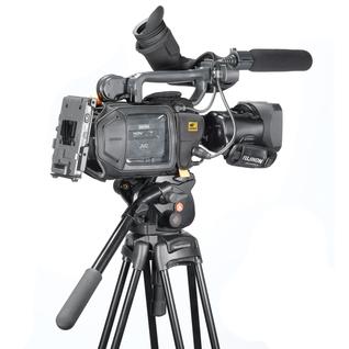 DVG-54;HOUSSE DE PROT. P/CAMER TYPE JVC GY HD100/110/200/250
