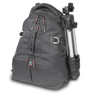Digital Rucksack for D/SLR w/mounted lens, 2-3 lenses, flash