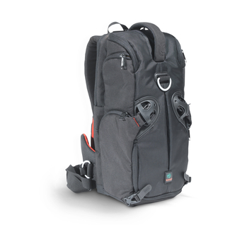 3 in 1 Sling Backpack  fits a D/SLR with mid-range zoom lens