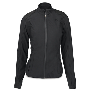 Lino Soft Shell-woman-S/Blk