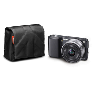 NANO VI CAM. POUCH BLK. STILE
