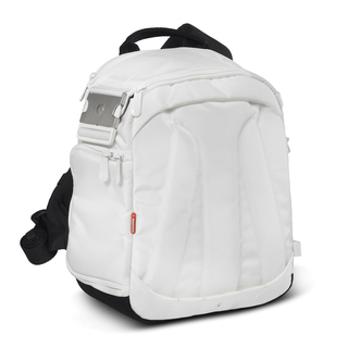 AGILE I; SAC SLING REFLEX+18-105mm+ 1-2 OBJ+EFF. PERSO-Blanc