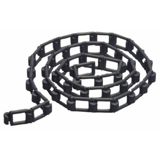 Black Plastic Chain for Expan, 118''(Special Order)