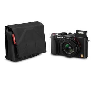 Nano III Camera Pouch Black