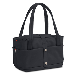 DIVA SHOU. BAG 35 BLK. STILE P