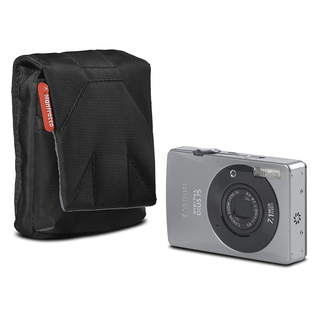 NANO CAM. POUCH BLK. STILE