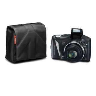 NANO IV CAM. POUCH BLK. STILE