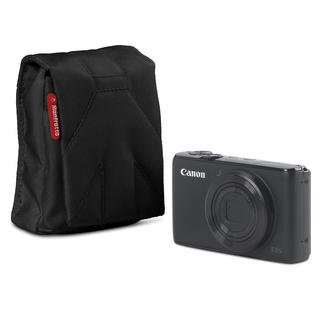 NANO 0 CAM. POUCH BLK. STILE