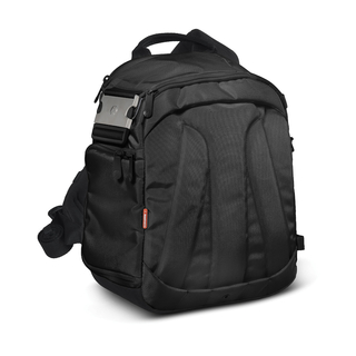 AGILE I; SAC SLING REFLEX+18-105mm+ 1-2 OBJ +EFF. PERSO-Noir