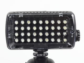LED Light - Midi-36 Continuous (420lx@1m), Dimmer