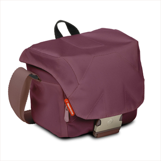BELLA II SHO. BAG PLUM.W STILE