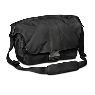 UNICA VII; SAC MESSENGER P/REFLEX+ORDI 17''+EFF.PERSO - Noir