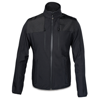 Lino Soft Shell-men-L/Blk